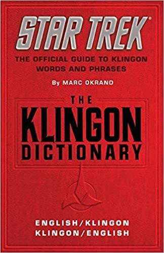 Imparare il Klingon